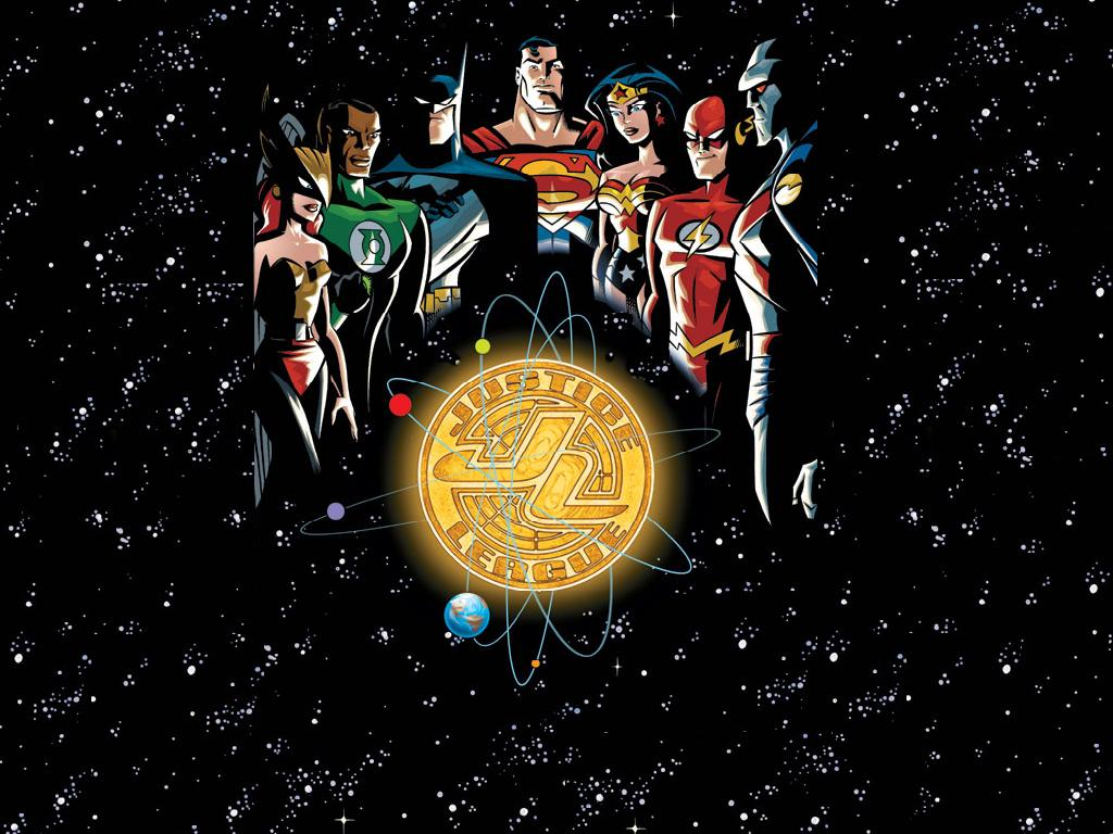 Justice League Unlimited Wallpaper Free Download