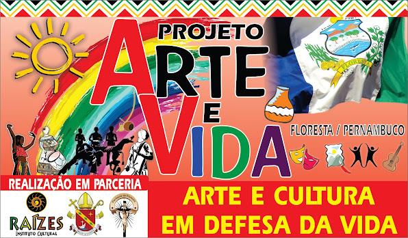 PROJETO ARTE E VIDA