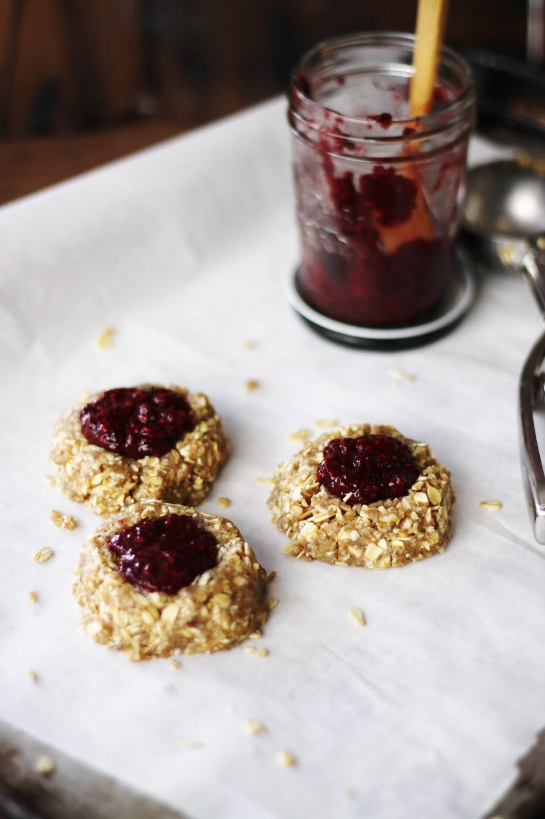 Life-Changing Vegan Thumbprints Recipes — Dishmaps