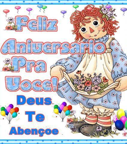 Feliz Aniversário pra Você