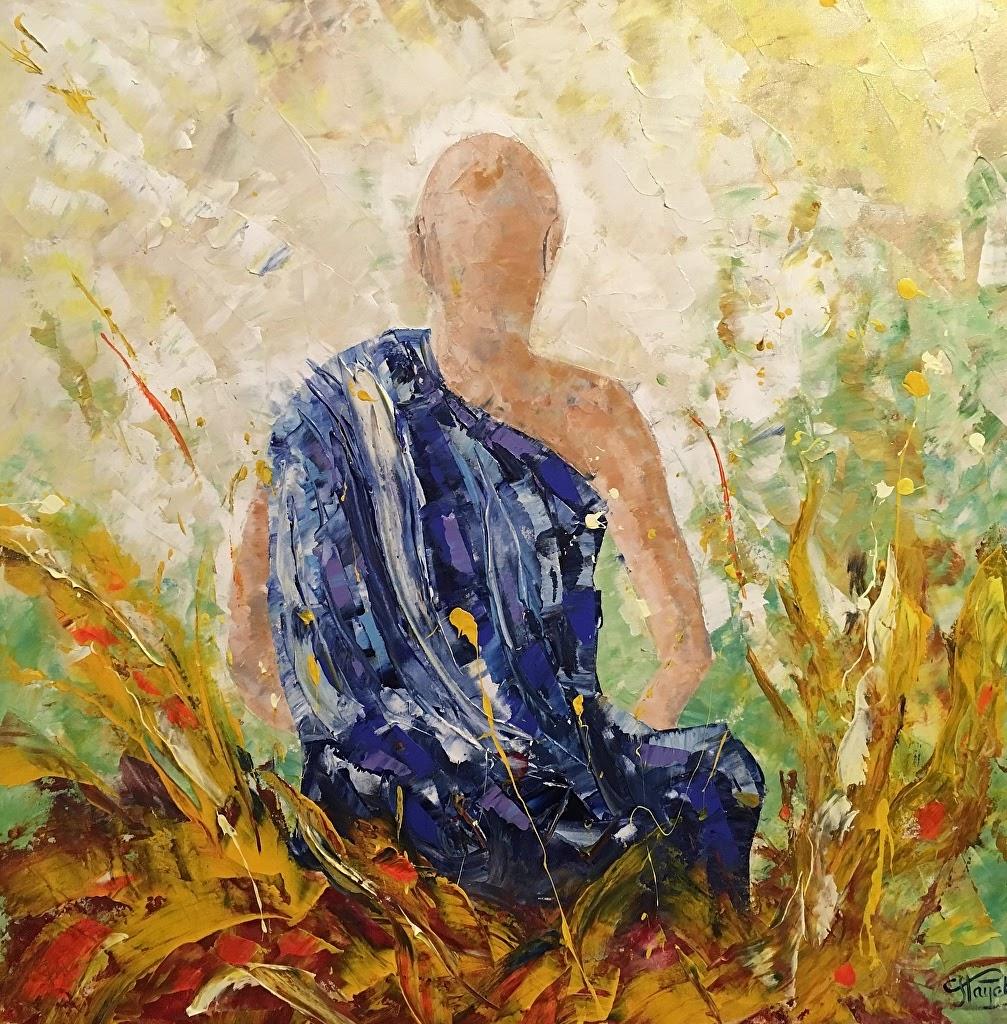 Frederic Payet  uddha meditation