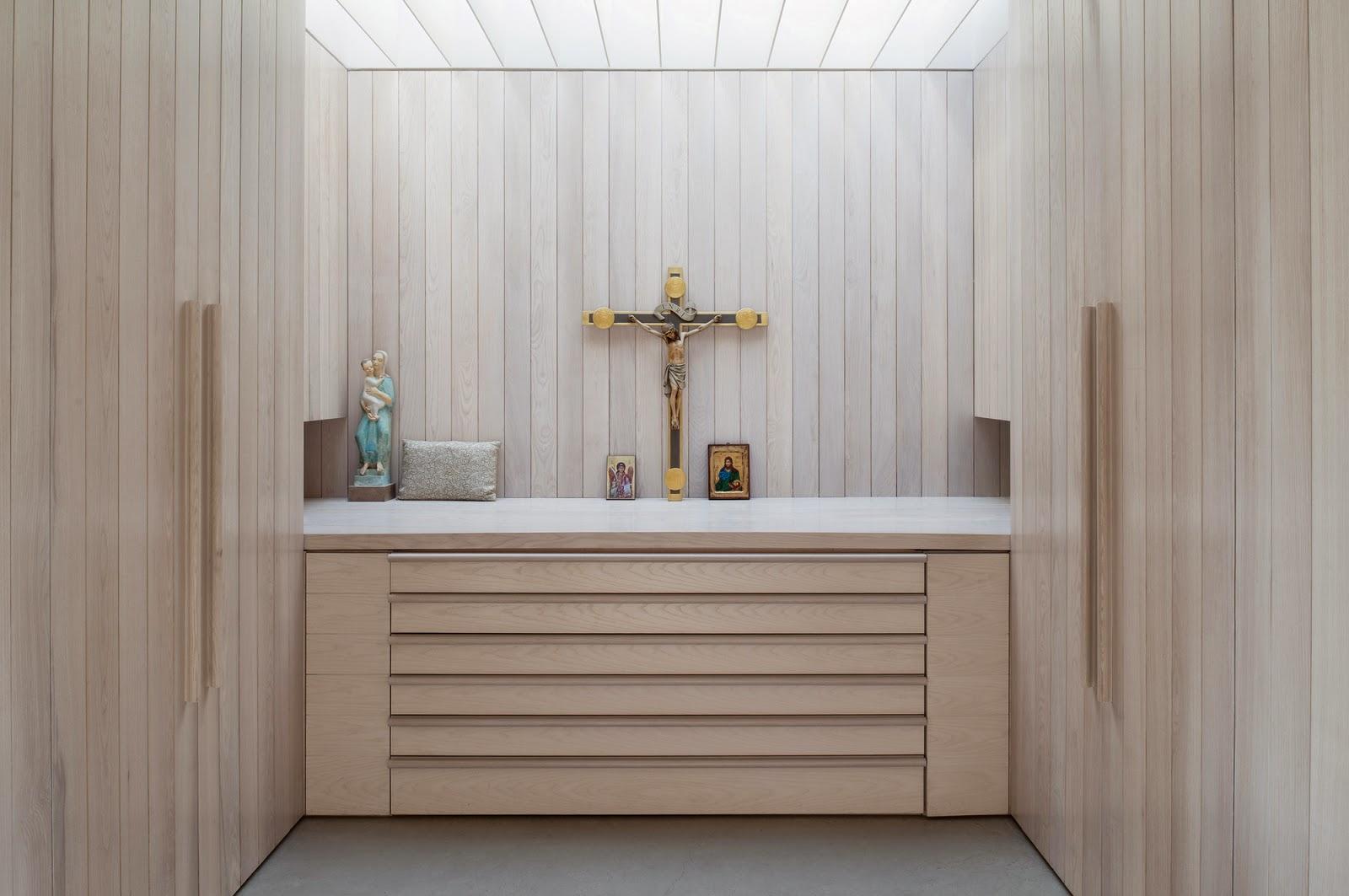 ALBERTA NORWEG: Capilla Obispo Edward King / Niall McLaughlin Architects