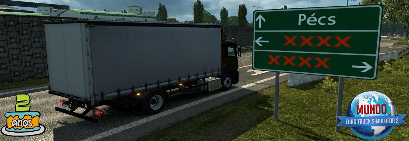 MUNDOETS2 - tudo sobre Euro Truck Simulator 2, os melhores mods