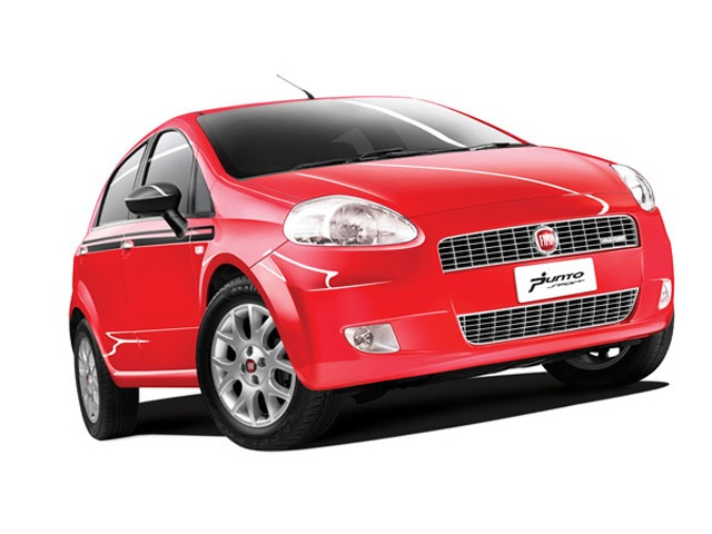 Fiat Launches Limited Edition Punto Sport Diesel Priced