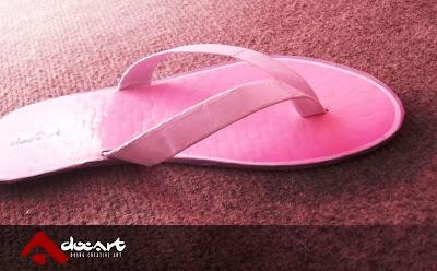 Sandal Kertas Daur Ulang 5