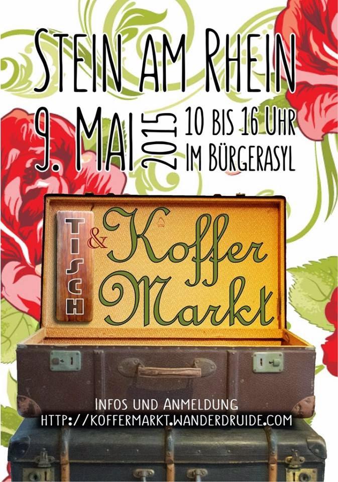 Koffermarkt Stein am Rhein