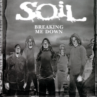 Rock album artwork soil scars for Soil breaking me down