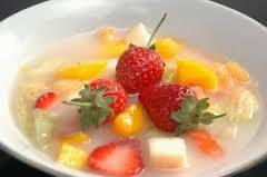 resep sop buah yang enak sop buah atau es buah terdiri dari bahan buah ...