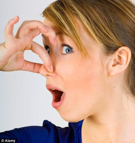 petua mengurangkan bau badan