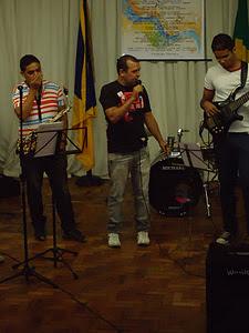 Nerisvaldo Gomes, Reudes Nogueira e Tiago Rosa
