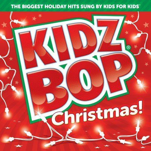 KIDS BOP Christmas CD