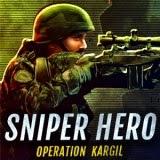 Sniper Hero Operation Kargil