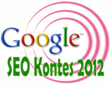 Daftar Konter Seo 2012 Terbaru Terlengkap