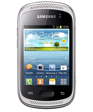 Samsung Galaxy Music (S6010) Blanco