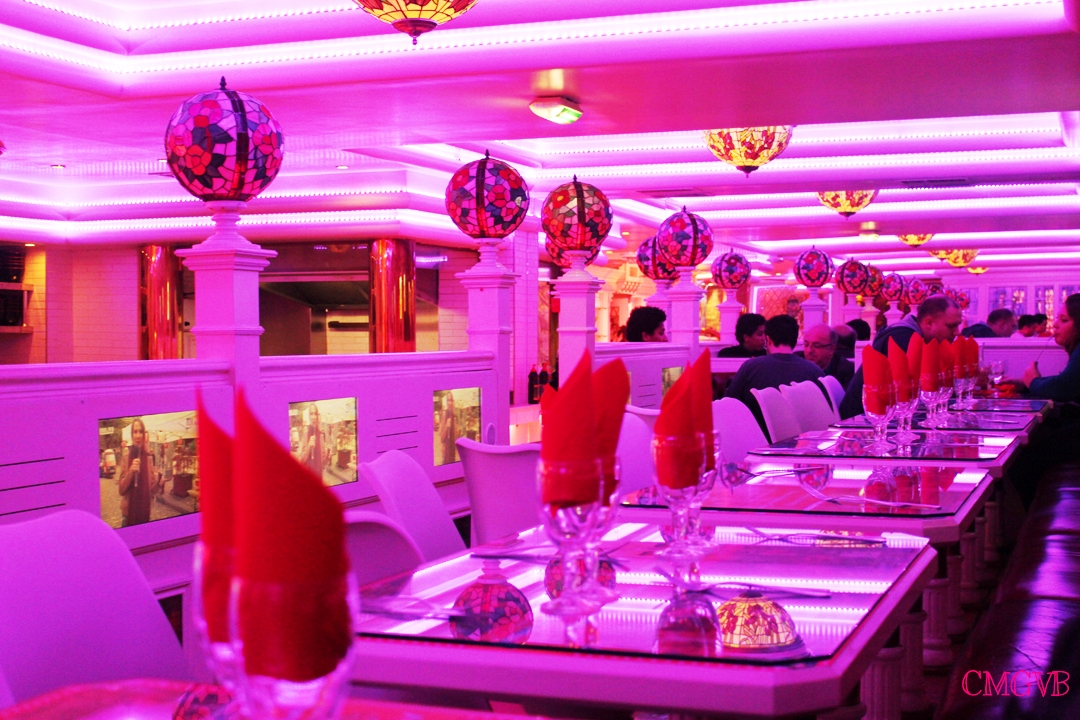 Thanksgiving in Paris | Diana Dazzling