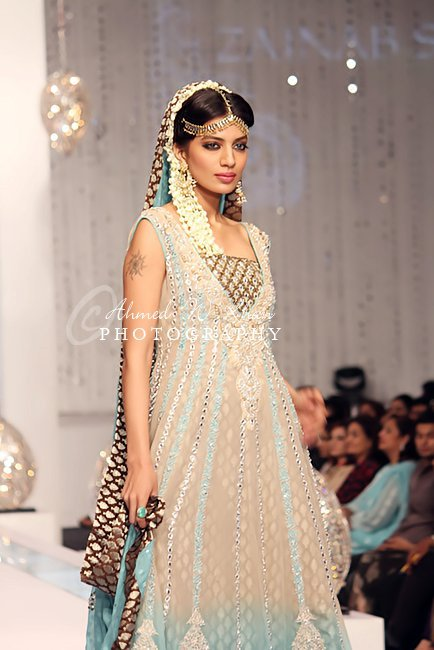 Trend Fashion Blog Style 360 Bridal Couture Week Dresses 2011