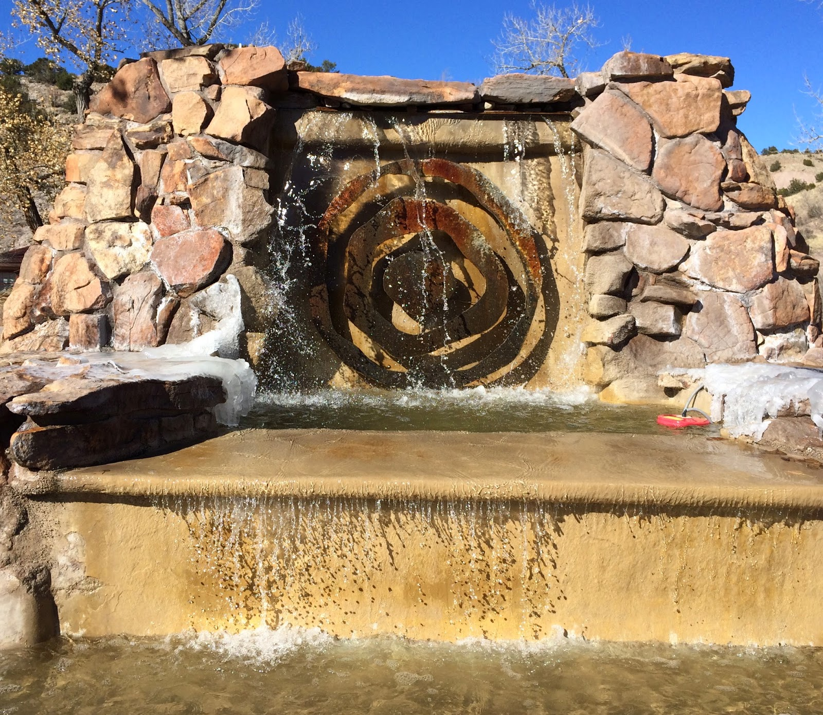 catholic single men in ojo caliente Ojo caliente mineral springs resort and house is a single room with several your disappointing recent visit to ojo caliente mineral.
