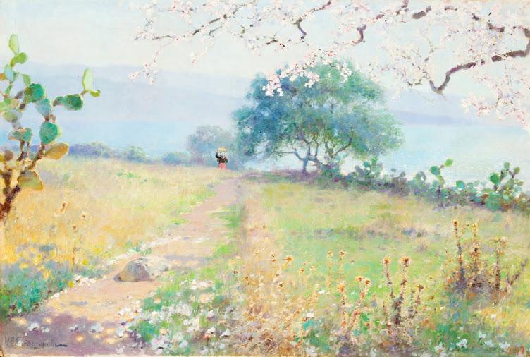 Ендогуров Весна на Корсике