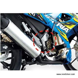 Harga Suzuki Satria F150 2013