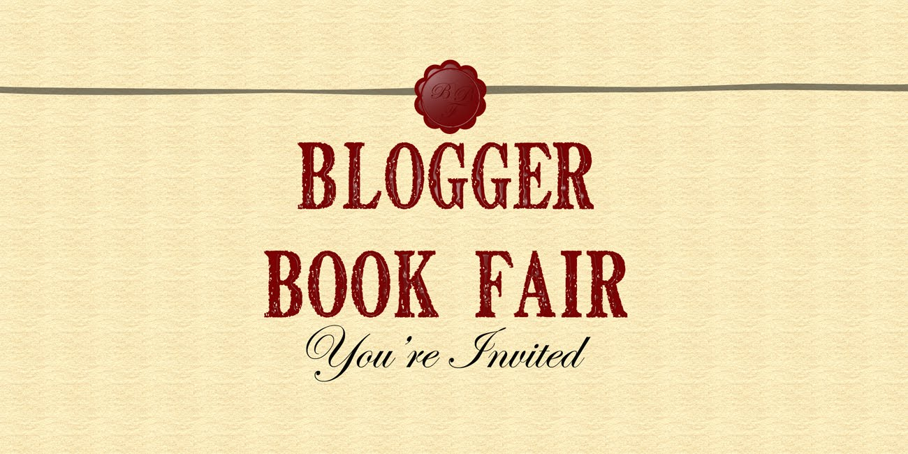 Blogger Book Fair!