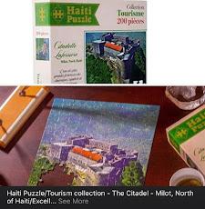 Haiti Puzzle Citadelle