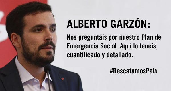 #RescatamosPaís