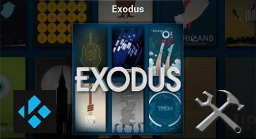 Exodus Add-on Para KODI / Filmes Lançamentos Em HD e Full HD (Atualizado v2.0.13 )