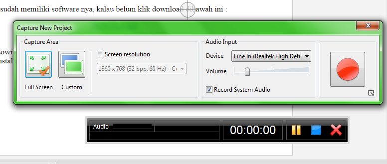 Download Software Perekam Aktifitas Desktop Active Presenter Free Full Version Terbaru