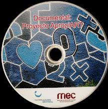 Documental del Proyecto ApropiART. Lo hicimos con la colaboración de Fondos Concursables MEC