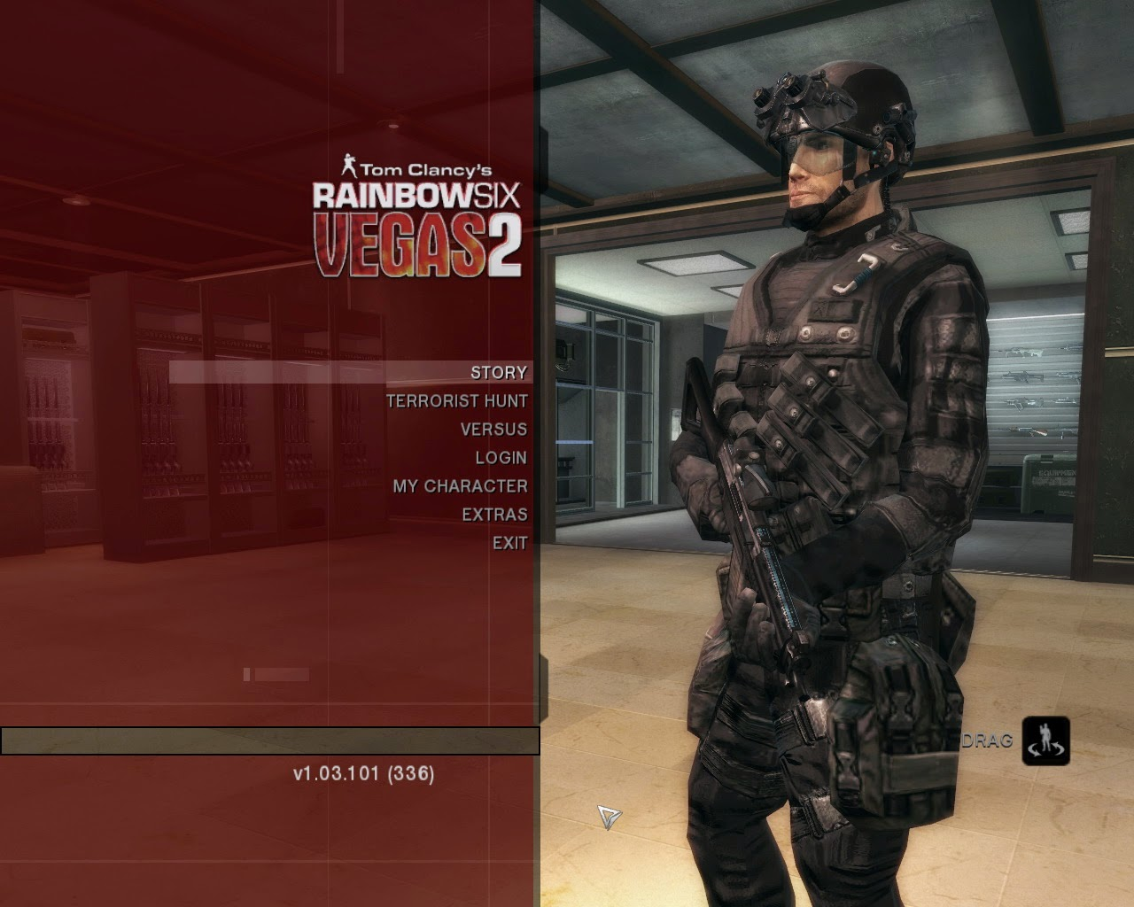 Download Tom Clancy's Rainbow Six Vegas 2 Game PC Full Version