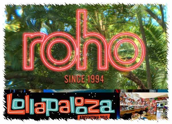 peluquerias Roho-Lollapalooza