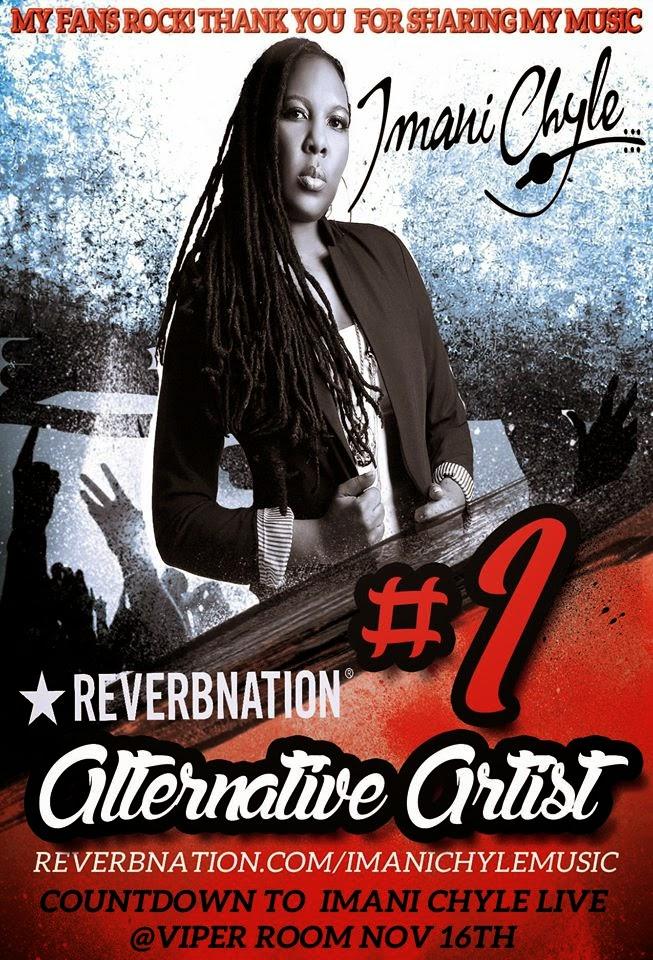 Imani Chyle #1 on Reverbnation !
