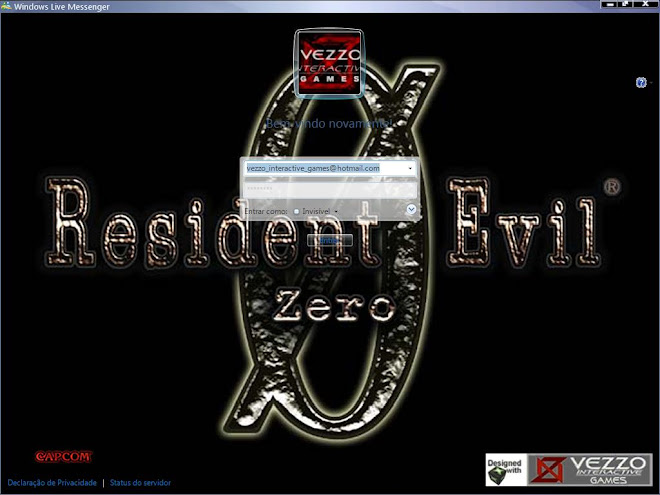 Download Skin-Msn 2009 - Resident Evil 0