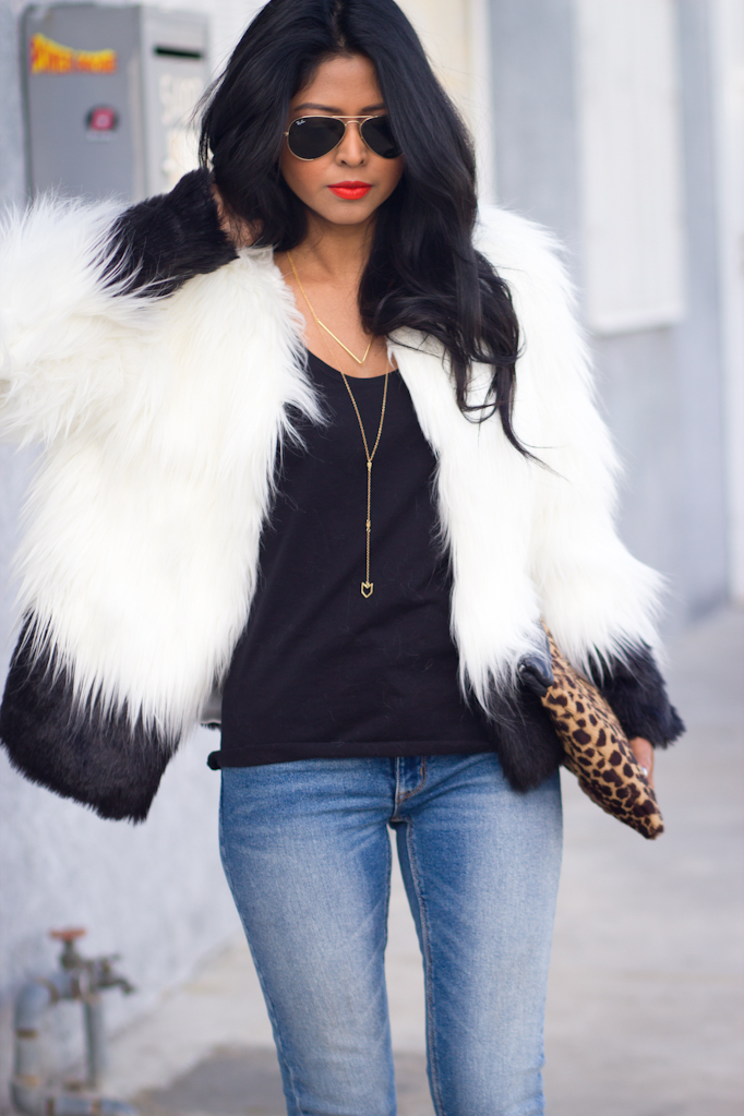 FAUX FUR TREND | Walk In Wonderland | Bloglovin'
