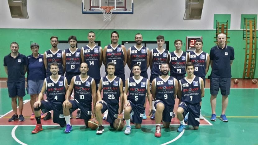ROMANO BASKET 2015-2016