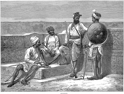 Rajput's History