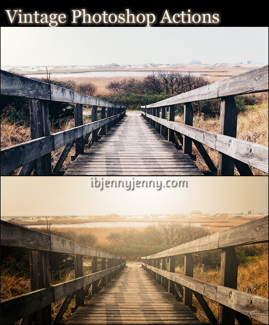 Vintage Photoshop Actions by ibjennyjenny (1).atn