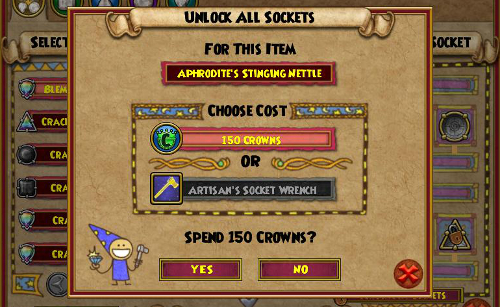 Wizard101 S Socketing And Jewels A Guide Swordroll S Blog