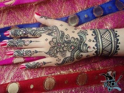 Mehndi Design Kaki : Everything in the world latest collection of designer bridal