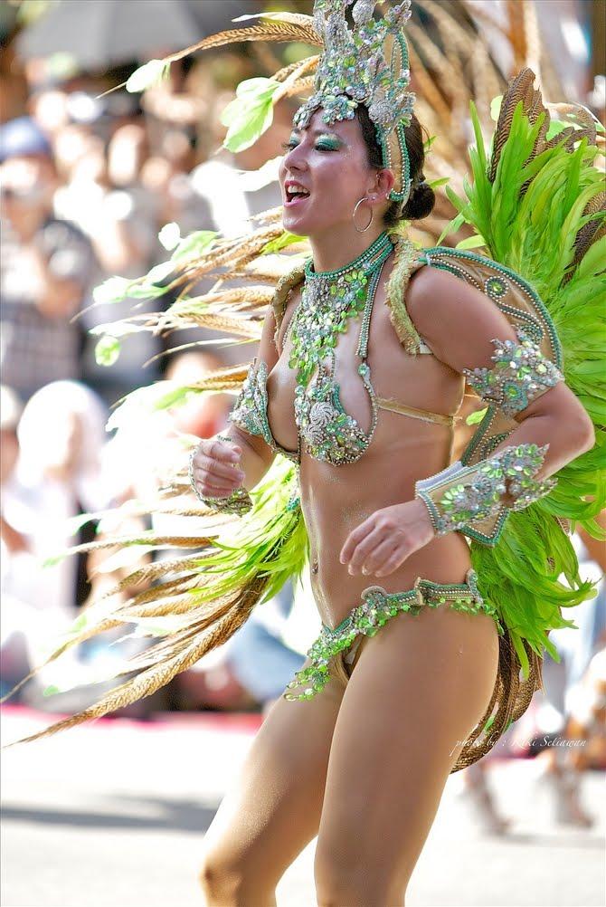 Samba Carnival, Asakusa Tokyo 2010