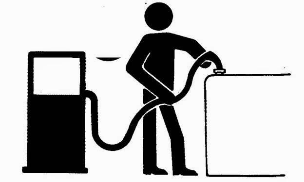 Comprar el ojo el gas la gasolina
