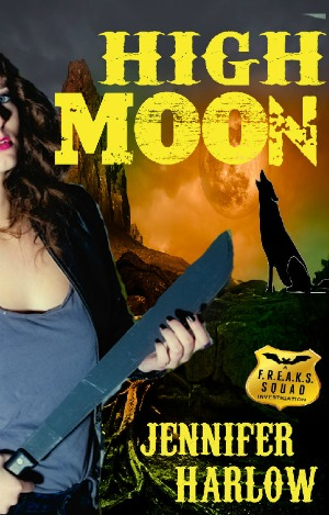Review: High Moon by Jennifer Harlow