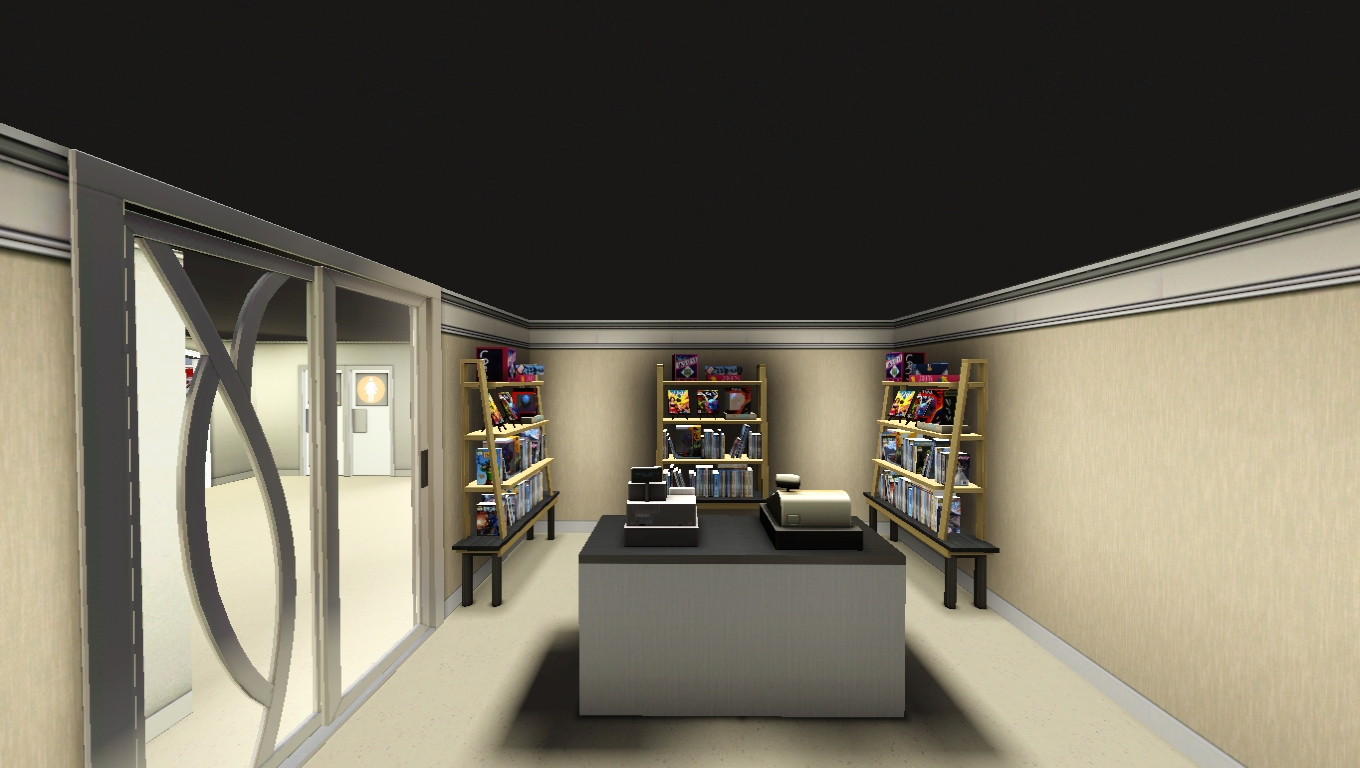 sims 3 library