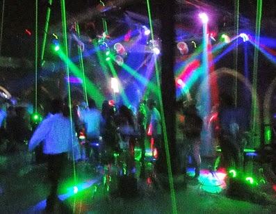 Nightlife at Ahlone Road