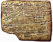 Escrita mesopotâmica