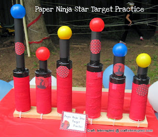 Being a ninja