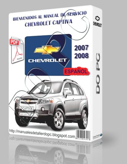 Manual De Taller Chevrolet Captiva