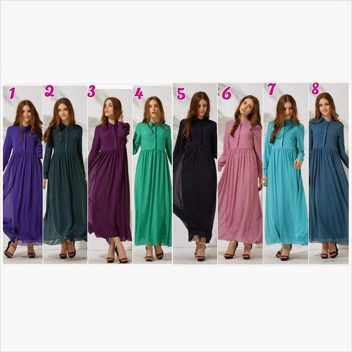 dress maternity online murah