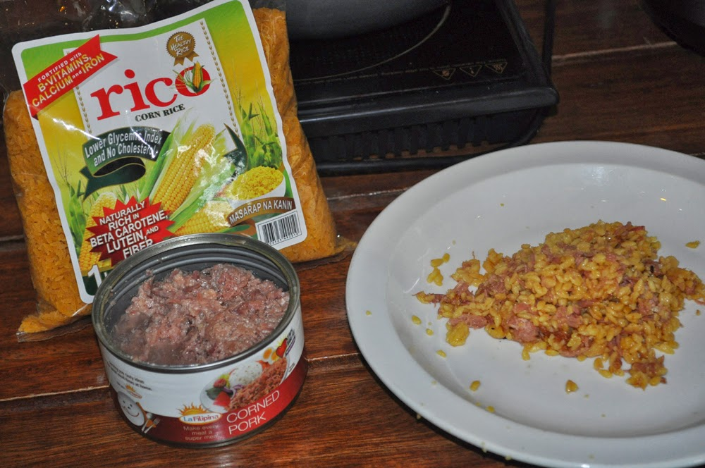 how to cook rico corn rice