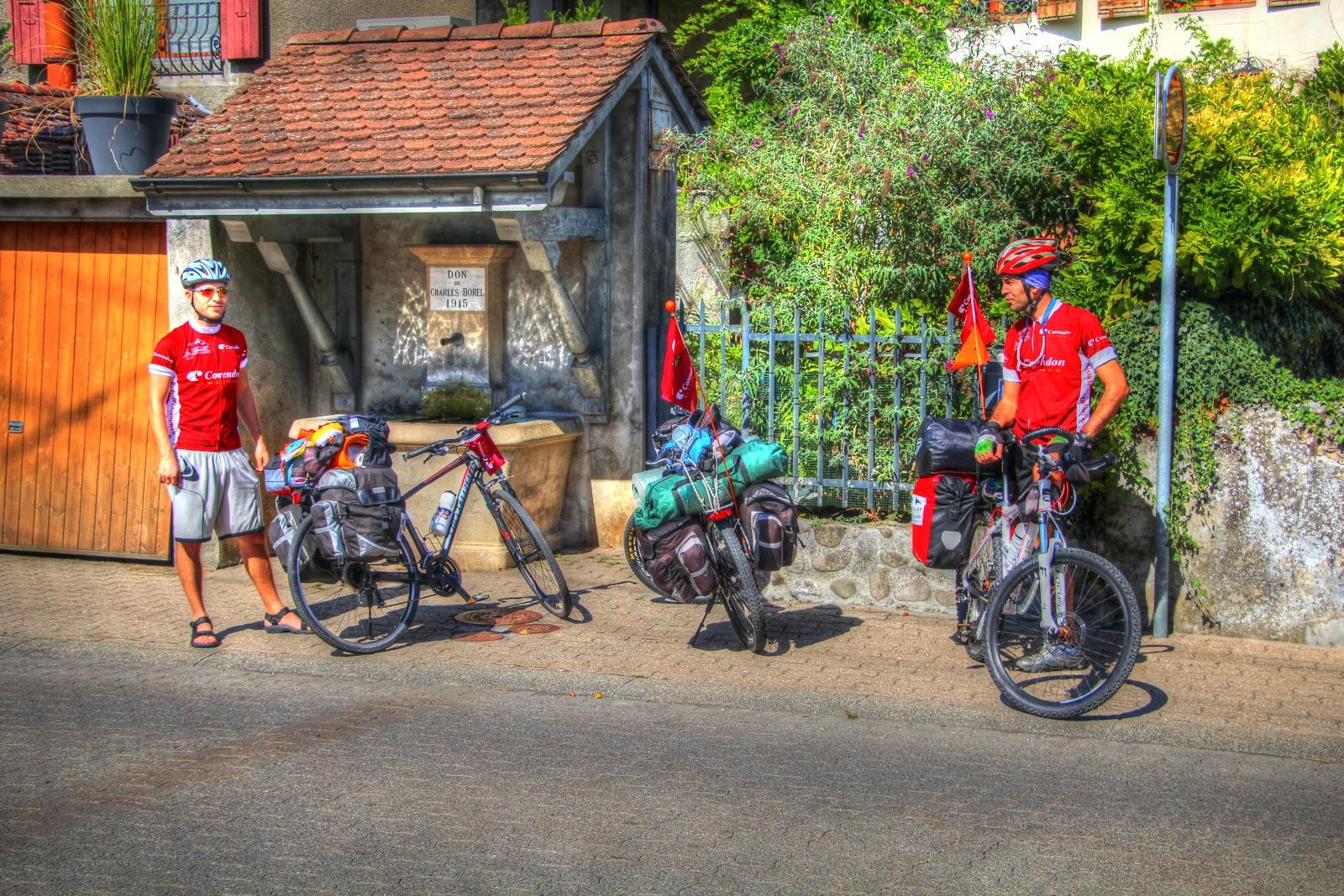 isviçre bisiklet turu